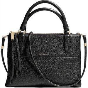 Coach || Mini Borough Bag